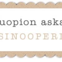 Esittelyssä Kuopion askartelukaupat: Sinooperi