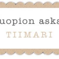 Esittelyssä Kuopion askartelukaupat: Tiimari