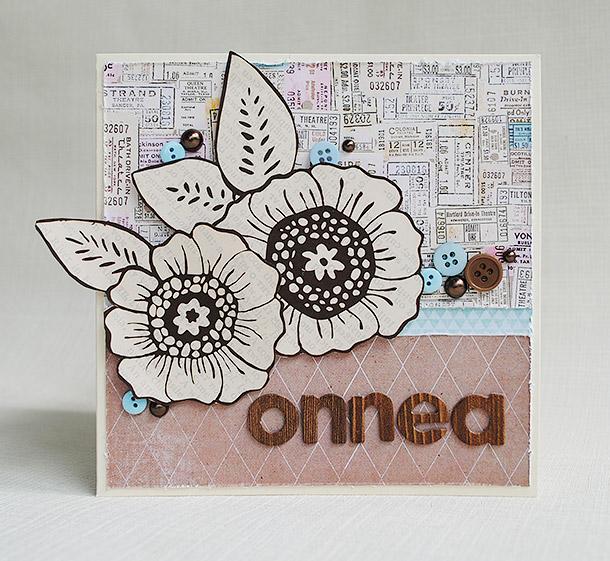 onnea_siniruskea_kukkakortti