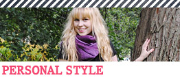 Read about my personal style