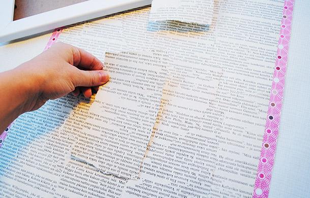 Sydäntaulu paperista, tutoriaali vaihe vaiheelta